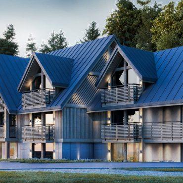Budynki mieszkalne w zabudowie bliźniaczej